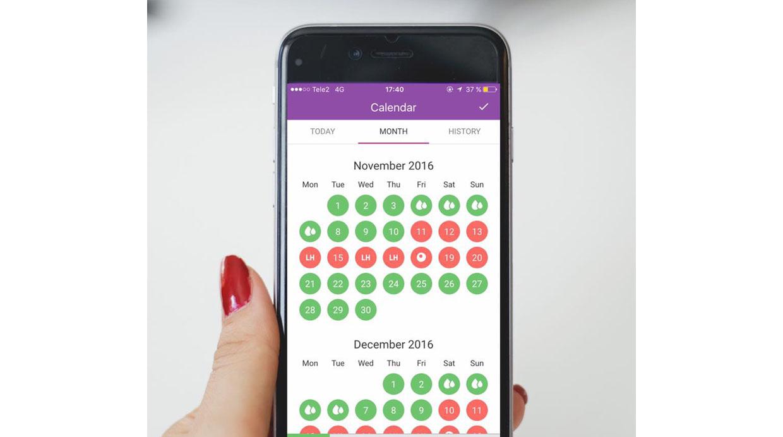 ¿Cambiarías tu método anticonceptivo por una aplicación?