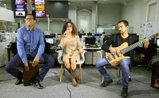 Ebelin Ortiz adelanta el Día de la Canción Criolla [VIDEOS]