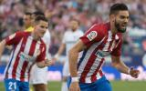 Atlético Madrid ganó 4-2 al Málaga por la Liga Española