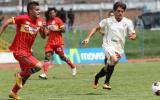 Universitario cayó goleado 4-0 ante Sport Huancayo por Liguilla