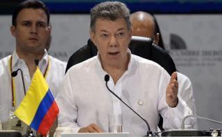 Santos quiere firmar la paz con las FARC antes de Navidad