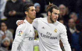 Cristiano: Bale aseguró que el luso merece el Balón de Oro