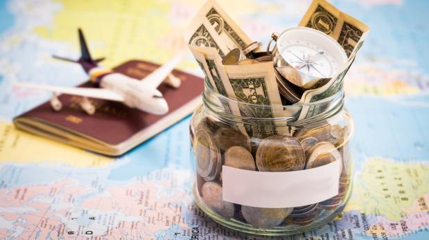 Siete formas sencillas de ahorrar para tu próximo viaje