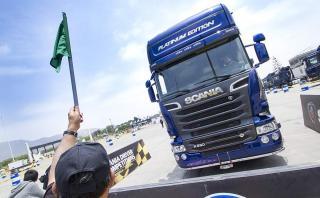Conoce a los mejores camioneros del Perú [FOTOS]