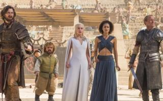 """Game of Thrones"": reunión sin precedente se produce en Sevilla"