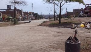 VES: desaparecieron faroles y 16 postes de alameda