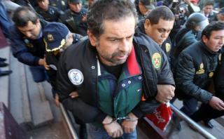 Belaunde Lossio sería trasladado a Castro Castro o Lurigancho