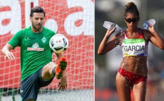 Claudio Pizarro pide apoyo para esta deportista peruana