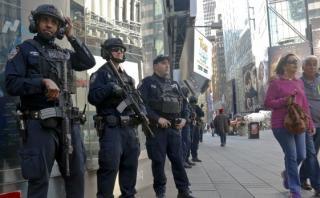 Nueva York, en alerta por amenaza terrorista preelectoral