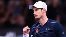 París: Murray ganó y está a un triunfo del número uno del mundo