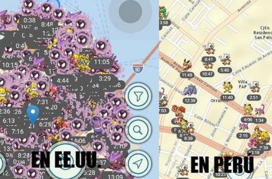 Pokémon Go: los mejores memes que dejó su evento por Halloween