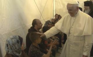 YouTube: Papa Francisco pidió apoyo para refugiados [VIDEO]