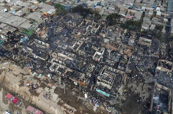 Los estragos que dejaron los peores incendios del 2016 [FOTOS]
