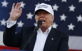 Trump apela a latinos y afroamericanos para ganar en Florida