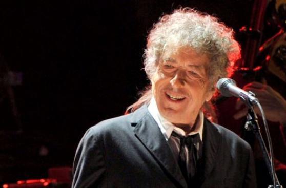 Bob Dylan expone en Londres su visión de Estados Unidos