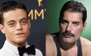 Rami Malek será Freddie Mercury en la pantalla grande