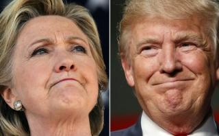 Clinton vs. Trump: ¿Qué grupos y líderes los apoyan?