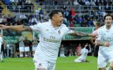 Gianluca Lapadula marcó golazo de taco y dio triunfo al Milan