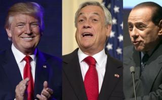 Los empresarios que incursionaron en política antes que Trump