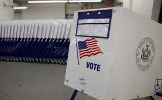 Elecciones en EE.UU.: Los centros de votación en Nueva York