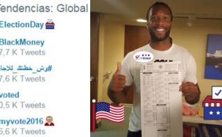 Twitter lanza hashtags y stickers por las elecciones de EE.UU.