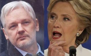 Assange: Wikileaks no intentó influir en elecciones de EE.UU.