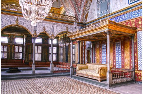 Estambul: Descubre el enigmático Palacio Topkapi
