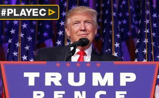 Trump, elegido presidente de EE.UU. ante la sorpresa del mundo