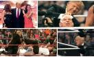 Donald Trump: el día que peleó y 'rapó' a Vince McMahon en WWE