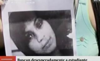 Buscan a joven de 22 años desaparecida tras salir con ex pareja