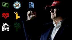 Las promesas más polémicas de Donald Trump [INTERACTIVO]