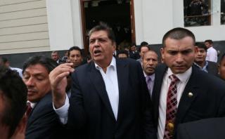 Alan García sugiere a PPK invitar a Donald Trump a la APEC