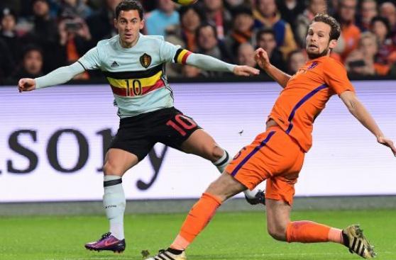 Holanda empató 1-1 con Bélgica en Amsterdam por amistoso