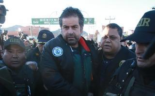 Dictan prisión preventiva a socio clave de Belaunde Lossio