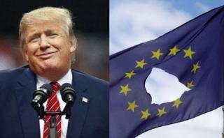[BBC] Por qué muchos comparan el triunfo de Trump con el Brexit