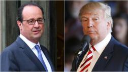 Hollande pide fortaleza a Europa ante elección de Trump