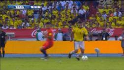 Falcao regaló este lujo en su regreso a la selección Colombia