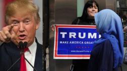 Tras victoria de Trump, reportan ataques contra los musulmanes