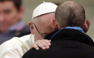 Papa pide perdón a los pobres ignorados por los cristianos