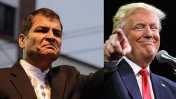 Correa: Victoria de Trump es favorable para América Latina