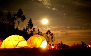 Vive una experiencia diferente durmiendo en domos cerca de Lima
