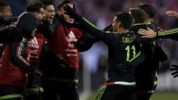 México ganó a Estados Unidos de visita en inicio de hexagonal
