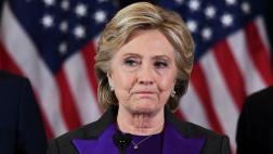 Clinton culpa al director del FBI por su derrota ante Trump