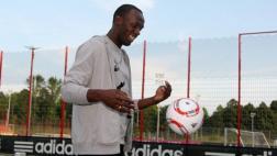 Usain Bolt entrenará con el primer equipo del Borussia Dortmund