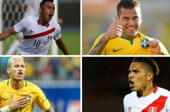 Perú vs Brasil: abismal diferencia económica entre los onces