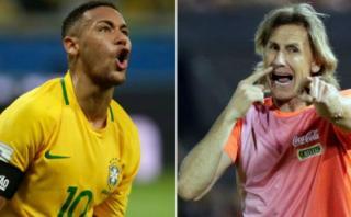 Selección peruana: Gareca y la fórmula para detener a Neymar