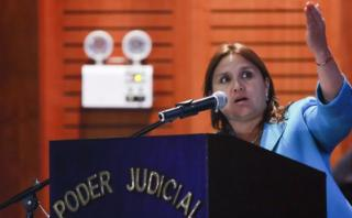 Peréz Tello negó haber pedido cambio de penal a Belaunde Lossio