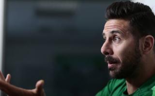 """Pizarro: """"Quiero ayudar a mi selección en lo que sea posible"""""""
