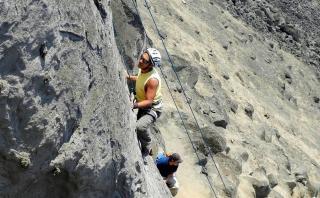 Los mejores lugares para escalar en roca cerca a Lima