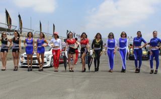 CCTC: Las bellas chicas del Campeonato de Circuito [FOTOS]